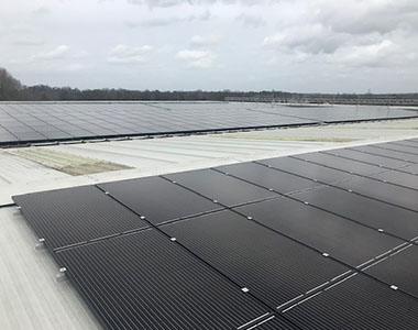 165kW system in Guildford